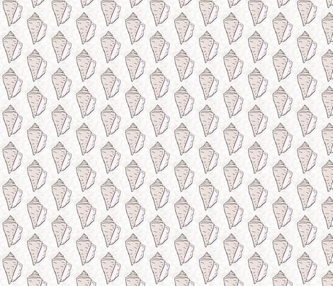 shell5 fabric by suemc on Spoonflower - custom fabric