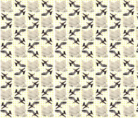 Aunt Bee fabric by onecreativegirl on Spoonflower - custom fabric
