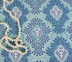 Caribbean Breeze Damask