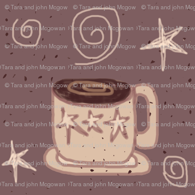 Star Coffee Mugs