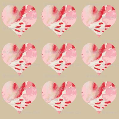 Lily Elephant hearts