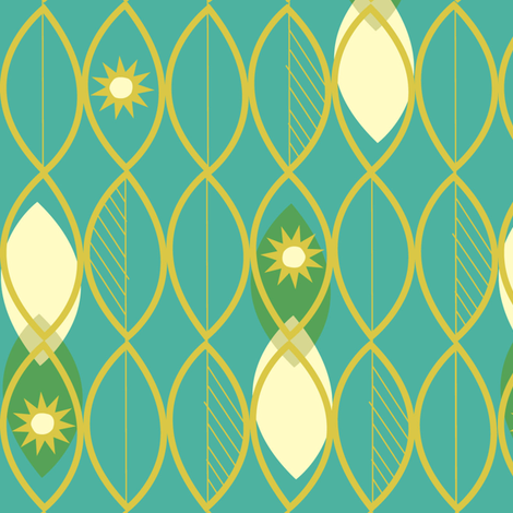 Sun Screen fabric by acbeilke on Spoonflower - custom fabric