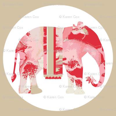 Lily Elephant Circles