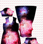 Orion Nebula Dress