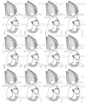 Pharoah Seti I1295-1070BC