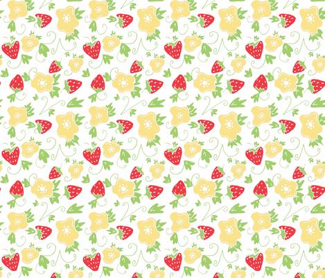 fresas bold