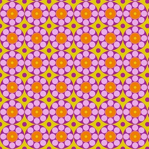 Concentric Pink