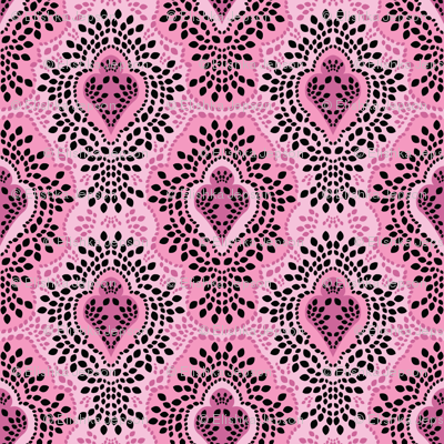 Paris Breeze Damask