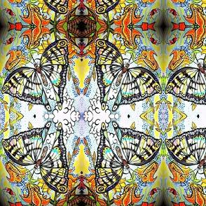 butterfly vase by scott riddle.