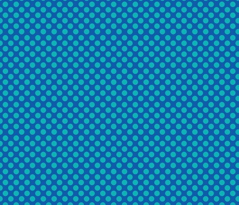 dots-logo fabric by terriaw on Spoonflower - custom fabric