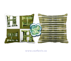 cestlaviv_H2 18x18 pillow