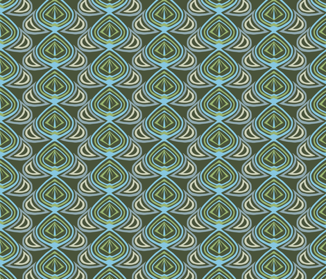 Match_1_green fabric by kirpa on Spoonflower - custom fabric