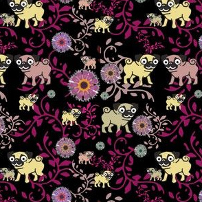 hide and seek pugs