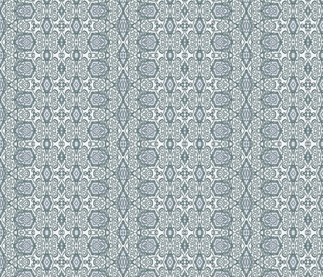 Mycenaean Mariners  fabric by wren_leyland on Spoonflower - custom fabric