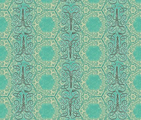Mariner's Quay fabric by wren_leyland on Spoonflower - custom fabric