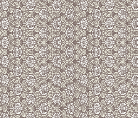 Bowline Rosettes fabric by wren_leyland on Spoonflower - custom fabric