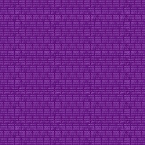 Binary Purples