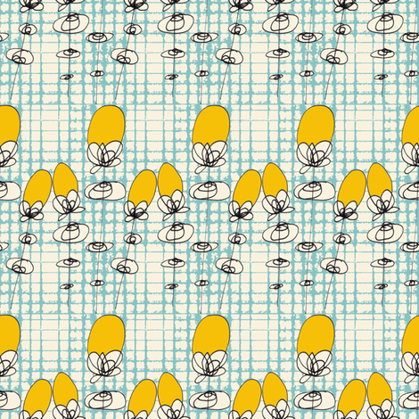 Dorothy fabric by siribean on Spoonflower - custom fabric