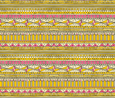 Banana Split fabric by chad_grohman on Spoonflower - custom fabric