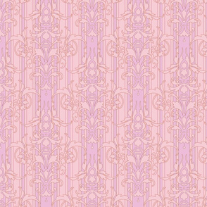 Prairie Dawn Damask