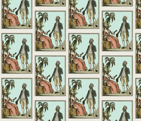 Palaver fabric by nalo_hopkinson on Spoonflower - custom fabric