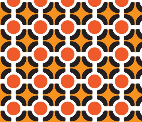 seventies orange