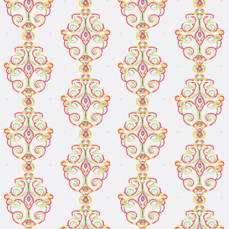 candyfairy Ballroom fabric by kerryn on Spoonflower - custom fabric
