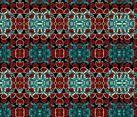 Festival Square fabric by missmorice on Spoonflower - custom fabric