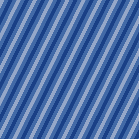 Stripes (Blue/Violet) fabric by shannonmac on Spoonflower - custom fabric