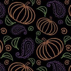 Paisley Pumpkin