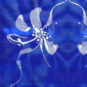 DESIGNER EVENING IN BLUE