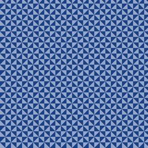 Pinwheels (Blue/Violet)
