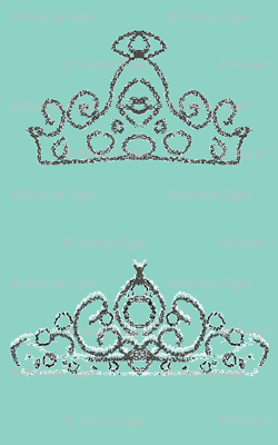 ice tiara