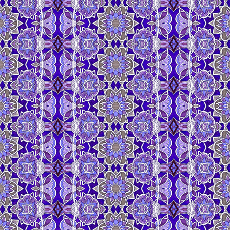 You Know They're Not Really Flowers fabric by edsel2084 on Spoonflower - custom fabric