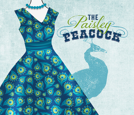 the Paisley Peacock