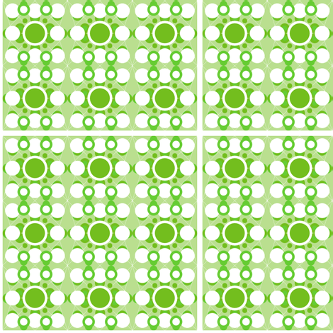 50s fabric by koko_chica on Spoonflower - custom fabric