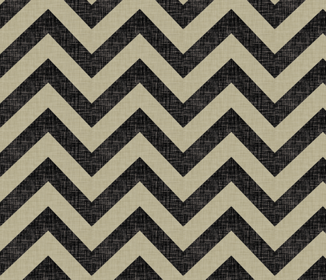 chevron_burlap fabric by holli_zollinger on Spoonflower - custom fabric