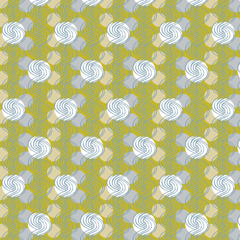 retro dot fabric by ottomanbrim on Spoonflower - custom fabric