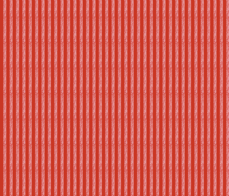 Snowy Stripe for a Christmas collection fabric by karenharveycox on Spoonflower - custom fabric