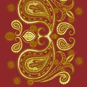 Rrramirrored_bandflatred_gold18x20_shop_thumb