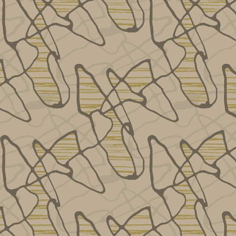 Eleanor fabric by angeyake on Spoonflower - custom fabric