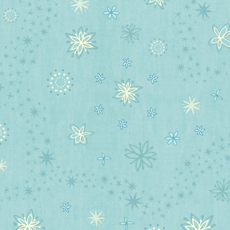 Starburst fabric by forest&sea on Spoonflower - custom fabric