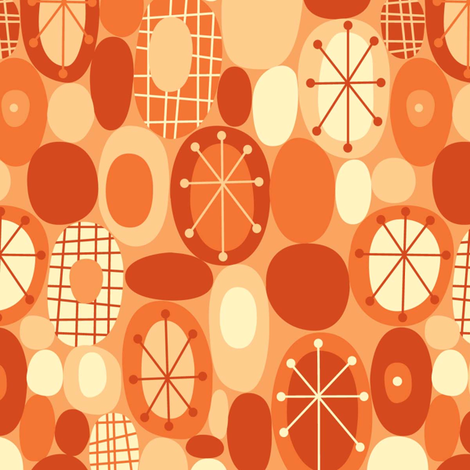 tooti frooti fabric by amel24 on Spoonflower - custom fabric