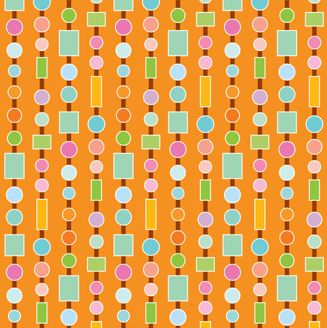 beads_6 fabric by stella12 on Spoonflower - custom fabric