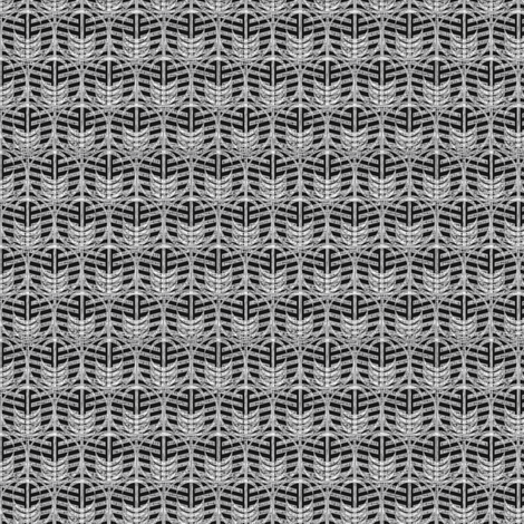 FOREST_WINDOW_xray micro20 fabric by glimmericks on Spoonflower - custom fabric