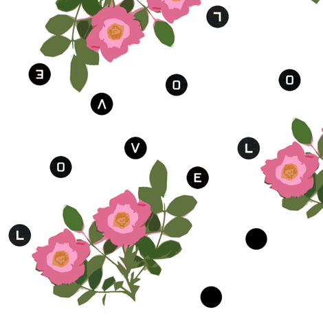 For Rosemary fabric by the_pear_trees on Spoonflower - custom fabric
