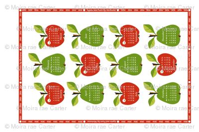 2016 - Apples & Pears