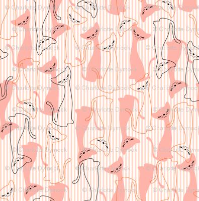 Nifty Kitty - Peachy Keen