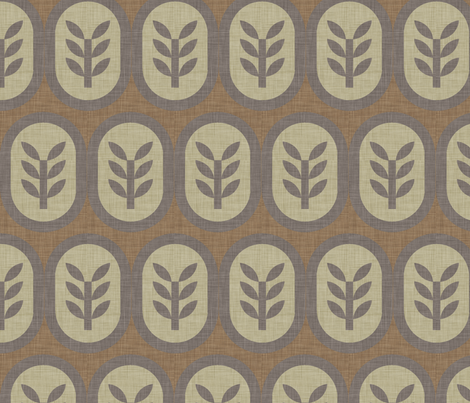 burlap_wheat fabric by holli_zollinger on Spoonflower - custom fabric
