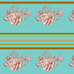 Yipes! Lionfish Stripes